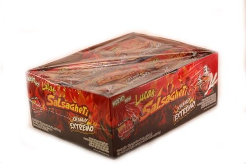 Picture of Lucas Salsagheti chamoy extremo 10.2 oz - Item No. 02226-81241