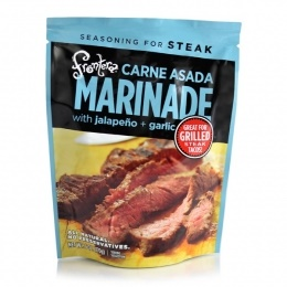 Picture of Frontera Carne Asada Marinade (6 oz.) Pack of 3 - Item No. 04183-12161