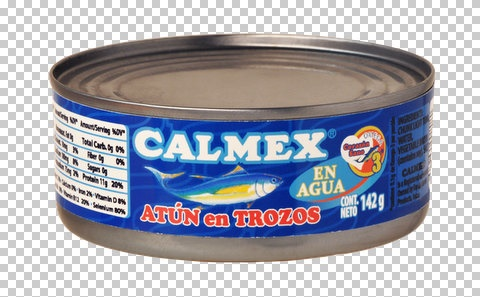 Picture of Calmex Chunk Light Tuna in Water (5 oz.)  pack of 3 - Item No. 04730-00141