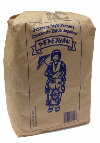 Picture of PepeJuan Japanese Style Peanuts 50 ct - Item No. 09307-00120