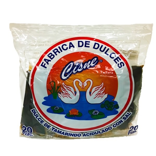 Picture of Dulce de Tamarindo Cisne 200 pieces - Item No. 09582-00001