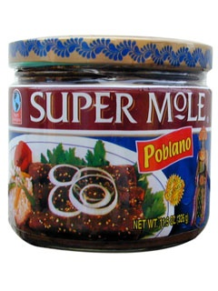 Picture of Mole Sauce - Super Mole Poblano Ready to Serve 11.5 oz&nbsp;- Item No.&nbsp;10067