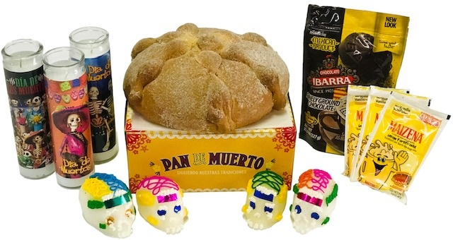 Picture of Day of the Dead Gift Pack - Item No. 10069-giftpack