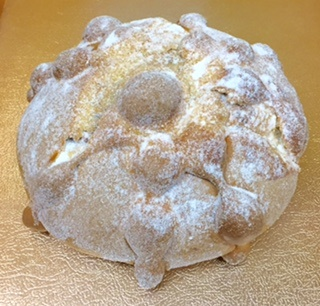 Picture of Pan de Muerto - Day of the Dead Mexican Bread - Large&nbsp;- Item No.&nbsp;10069-large