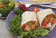 Picture of Fried Rice Wraps Recipe - Item No. 106-friedricewraps