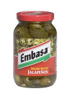 Picture of Embasa Nacho Sliced Jalapenos 11 oz- Item No.1126