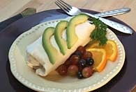 Picture of Quick Breakfast Burrito - Item No. 114-quickbreakfastburrito