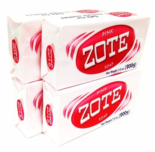 Picture of Zote Pink Laundry Soap (Pack of 4) - Item No. 12005-00572