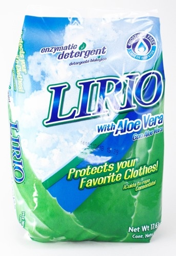 Picture of Lirio Laundry Detergent with Aloe Vera 500 g - Item No. 12388-00005