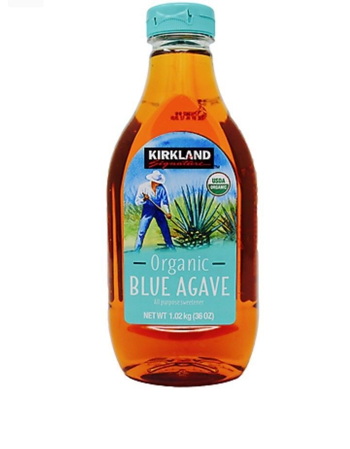 Picture of Organic Blue Agave Glycemic Sweetner 36 oz&nbsp;- Item No.&nbsp;12511-20231