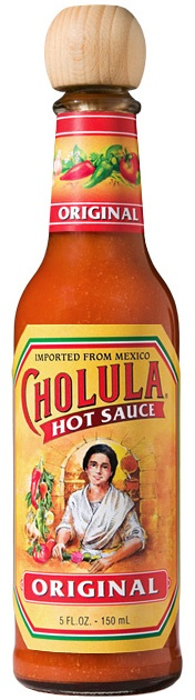 Picture of Hot Sauce - Cholula Mexican Hot Sauce 5 oz. - Item No. 1254