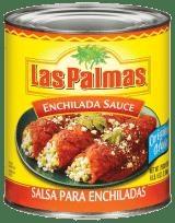 Picture of Las Palmas Enchilada Sauce 6 lb 6 oz- Item No.1289