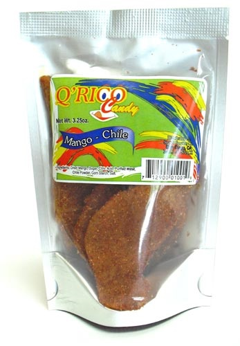 Picture of Que Rico Candy Mango with Chile 3.25 oz - Item No. 12900-01001