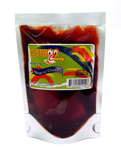 Picture of Que Rico Candy Mango with Chamoy 4.75 oz - Item No. 12900-01002