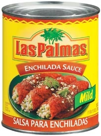 Picture of Enchilada Sauce Mild by Las Palmas 28 OZ&nbsp;- Item No.&nbsp;1295