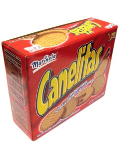 Picture of Canelitas Marinela - Cinnamon Cookies - 8 Packs 1 lb 3.05 oz - Item No. 12960
