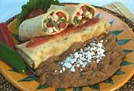 Picture of Chimichanga - Chicken Chimichangas&nbsp;- Item No.&nbsp;130-chickenchimichanga