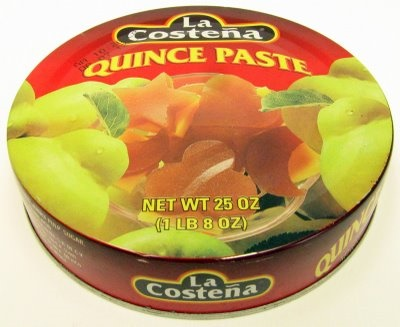 Picture of La Costena Ate de Membrillo - Quince Fruit Paste 25 oz&nbsp;- Item No.&nbsp;1301