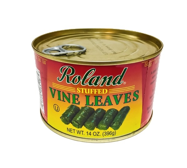 Picture of Leaf Vine - Roland Stuffed Vine Leaves - 70 oz&nbsp;- Item No.&nbsp;13220