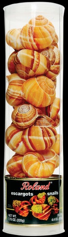Picture of Roland Escargots Snails and Shells (12 servings) 7.75 oz - Item No. 13229