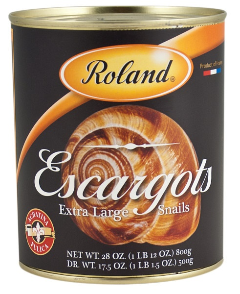 Picture of Escargot - Roland Escargots (Snails) - 28 oz&nbsp;- Item No.&nbsp;13231