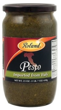 Picture of Pesto - Roland Pesto Sauce Imported from Italy - 23 oz - Item No. 13235