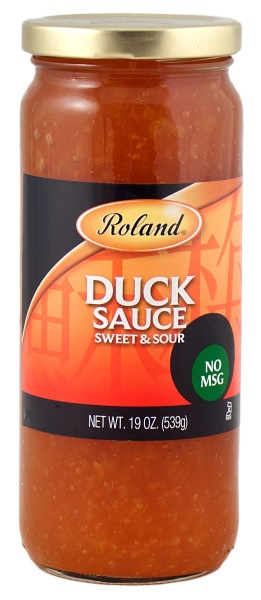Picture of Duck Sauce - Roland Sweet and Sour Duck Sauce - 19 oz - Item No. 13236