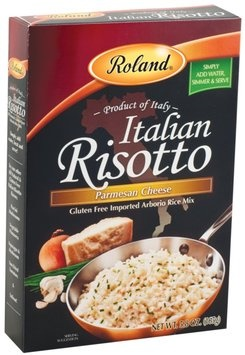 Picture of Risotto - Roland Risotto with Parmesan Cheese 5.8 oz&nbsp;- Item No.&nbsp;13278