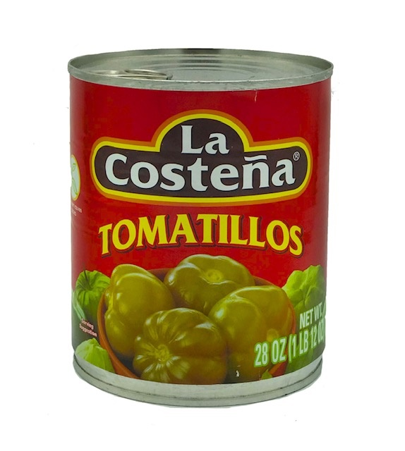 Picture of La Costena Whole Tomatillos 28 oz&nbsp;- Item No.&nbsp;1350