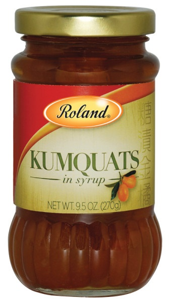 Picture of Kumquats - Roland Kumquats in Heavy Syrup 9.5 oz&nbsp;- Item No.&nbsp;13515