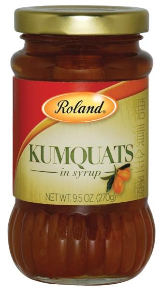 Picture of Kumquats - Roland Kumquats in Heavy Syrup 9.5 oz- Item No.13515