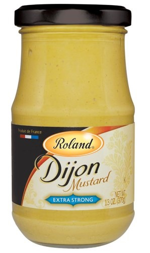 Picture of Dijon Mustard - Roland Extra Strong Dijon Mustard - 13 oz - Item No. 13517
