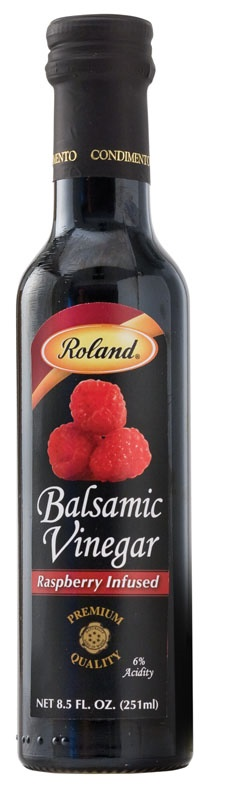 Picture of Balsamic Vinegar - Roland Raspberry Balsamic Vinegar 8.5 oz - Item No. 13521