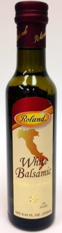 Picture of White Balsamic Vinegar - Roland Balsamic Vinegar 8.5 oz&nbsp;- Item No.&nbsp;13523