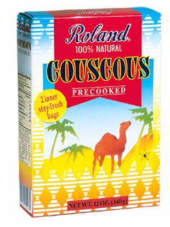 Picture of Couscous - Roland Cous Cous Precooked 12 oz&nbsp;- Item No.&nbsp;13526