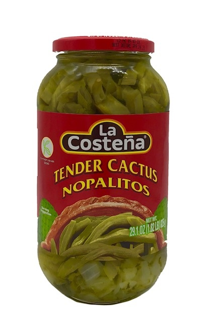 Picture of La Costena Nopalitos - Tender Cactus 29.8 oz. - Item No. 1353