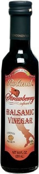 Picture of Roland Strawberry Infused Balsamic Vinegar  8.5 fl oz&nbsp;- Item No.&nbsp;13539