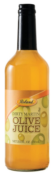 Picture of Roland Dirty Martini Olive Juice 25.4 fl oz&nbsp;- Item No.&nbsp;13540