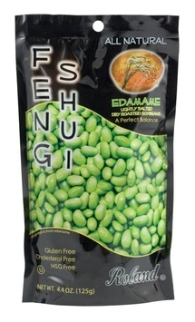 Picture of Roland Feng Shui Edamame Dry Roasted Soybeans 4.4 oz - Item No. 13542