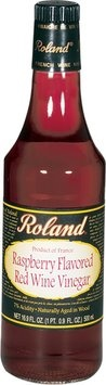 Picture of Roland Raspberry Flavored Red Wine Vinegar 16.9 fl oz - Item No. 13544