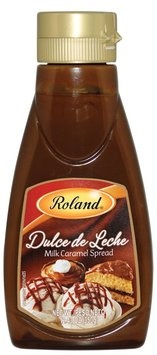 Picture of Roland Dulce de Leche Milk Caramel Spread (Squeeze Bottle) 12.43 oz - Item No. 13552