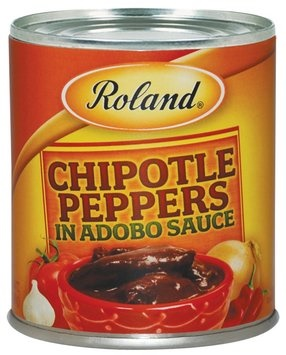 Picture of Roland Chipotle Peppers in Adobo Sauce 7 oz - Item No. 13553