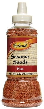 Picture of Roland Plum Sesame Seeds 3.5 Oz&nbsp;- Item No.&nbsp;13563