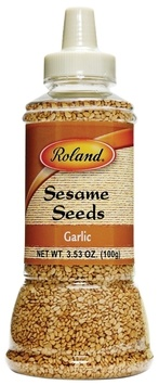 Picture of Roland Garlic Sesame Seeds 3.5 Oz - Item No. 13564