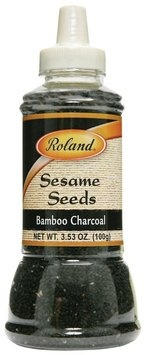 Picture of Roland Bamboo Smoked Sesame Seeds 3.5 Oz&nbsp;- Item No.&nbsp;13565