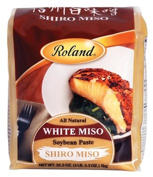 Picture of Roland White Miso Paste 1 kg. 1 kg&nbsp;- Item No.&nbsp;13572