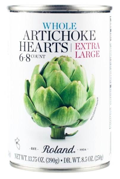 Picture of Artichoke Hearts Count 6-8 Extra-Large - Item No. 13580