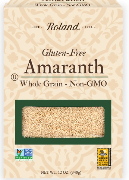 Picture of Roland Amaranth Grain 12 oz&nbsp;- Item No.&nbsp;13586