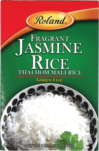 Picture of Jasmine Rice - Thailand - Item No. 13587