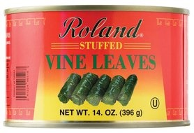 Picture of Stuffed Vine Leaves - Item No. 13589